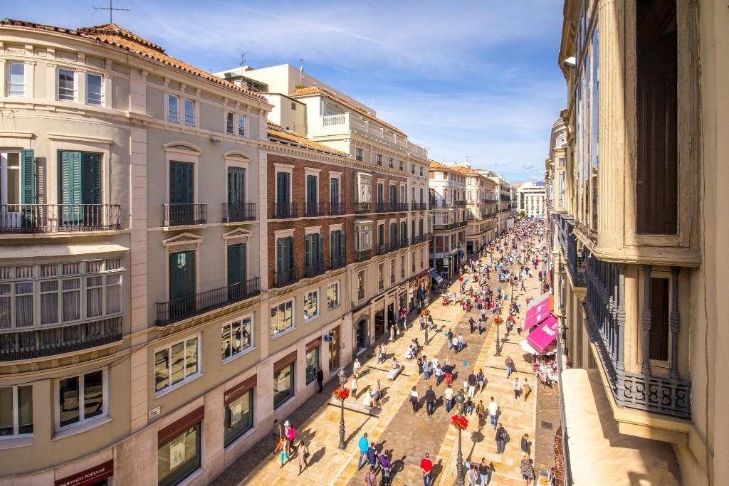 Apartment rentals Malaga